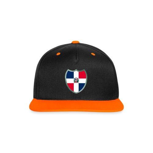 jklgdesings - Contrast Snapback Cap