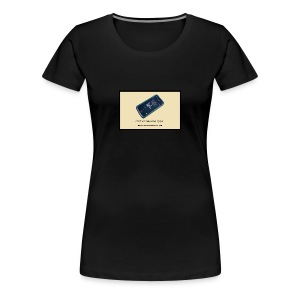 The Treachery of Curating Sounds as Museological Objects (Women's T) - Women's Premium T-Shirt
