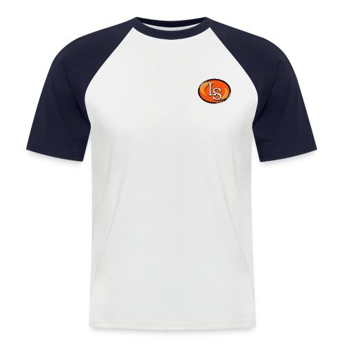 lanasutra test - Männer Baseball-T-Shirt