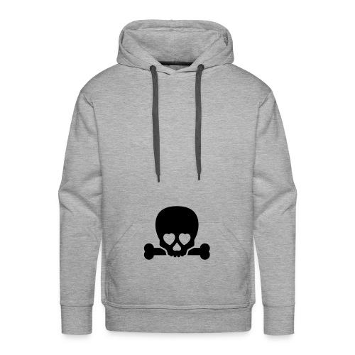 Maniac Hoodie (No zip) - Men's Premium Hoodie