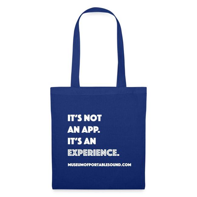 Museum of Portable Sound Premium Economy Tote Bag