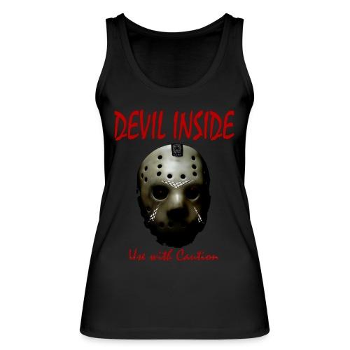 T-shirt Femme Devil Inside - Débardeur bio Femme