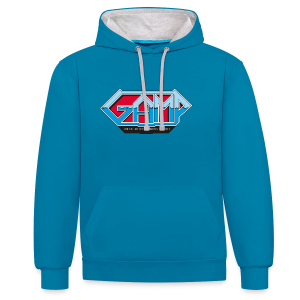Gamp - Contrast Colour Hoodie