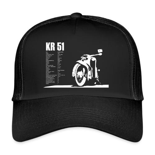 Simson Schwalbe KR-51 - Trucker Cap
