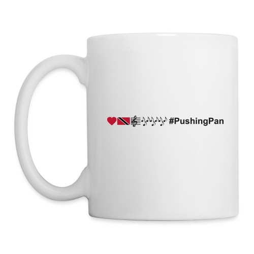 Love T&T Music - Coffee/Tea #PushingPan - Mug