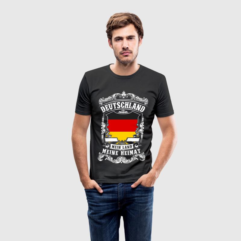 tee shirt allemagne mon pays ma maison spreadshirt. Black Bedroom Furniture Sets. Home Design Ideas