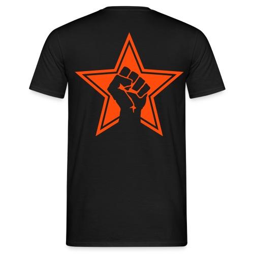 Starfist T-Shirt - Männer T-Shirt