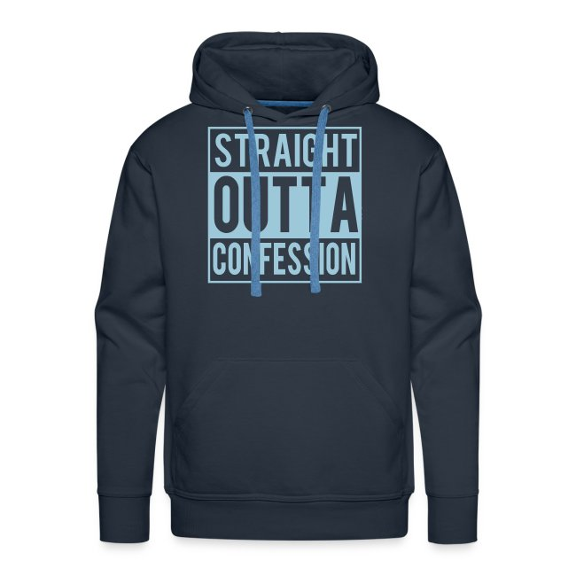 STRAIGHT OUTTA CONFESSION