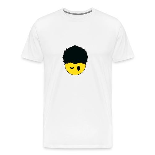 Barbu : à l'envers - T-shirt Premium Homme