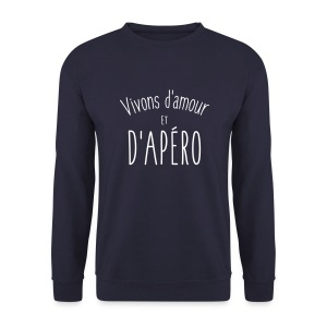 Apéro - Sweat-shirt Homme