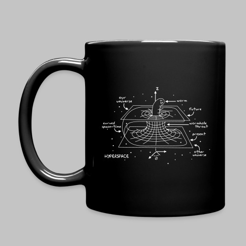 Mug Wormhole - Full Colour Mug