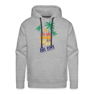 Abitur 2017 Shirt Let's have some fun in the sun Pullover & Hoodies - Männer Premium Hoodie