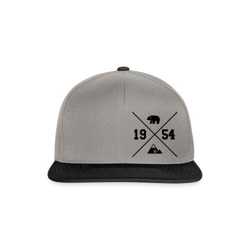 Karhuvuori -lippis - Snapback Cap