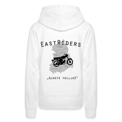 EastRiders Frauen Premium Pullover  - Frauen Premium Hoodie
