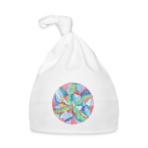Creativity Nourishment organic cotton hat - Cappellino neonato