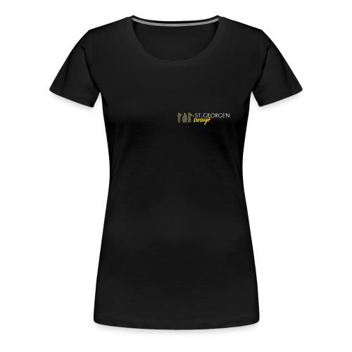 T-Shirt Frauen | Kleines Logo - Frauen Premium T-Shirt
