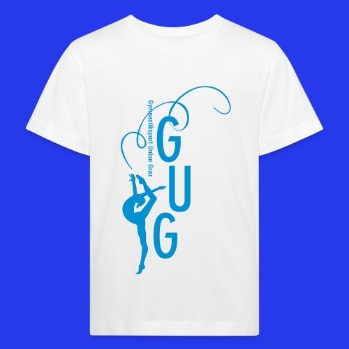 BIO-Trainingsshirt 100 % Baumwolle / ökologische Herstellung - Kinder Bio-T-Shirt