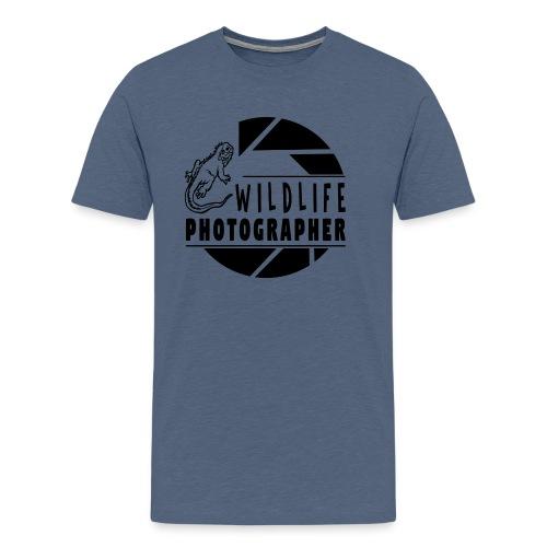 WILDLIFE PHOTOGRAPHER Shirt - Männer Premium T-Shirt