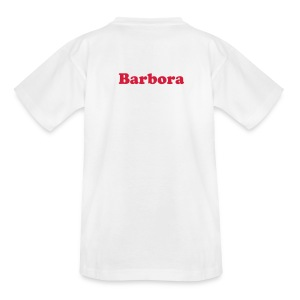 Turnshirt Barbora - Teenager T-Shirt