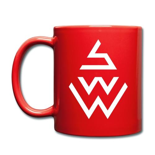 SWW - Tasse - Rot - Tasse einfarbig