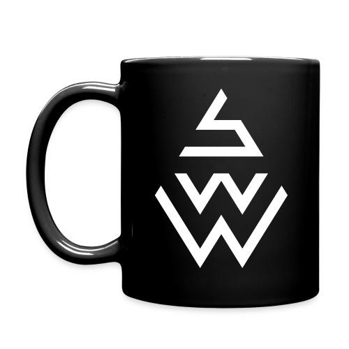 SWW - Tasse - Schwarz - Tasse einfarbig