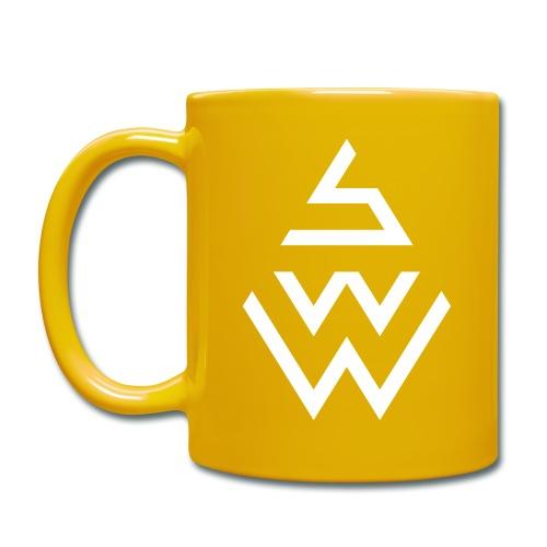 SWW - Tasse - Gelb - Tasse einfarbig