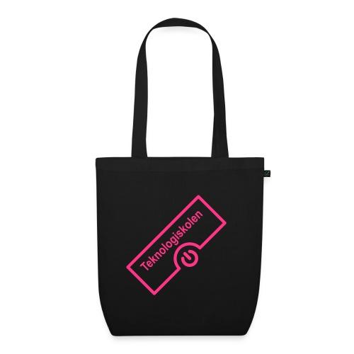 Øko-Stoftaske (pink) - Øko-stoftaske