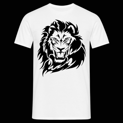Lion Tee - Men's T-Shirt