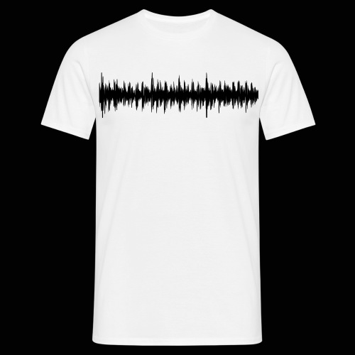 Sound Wave Tee - Men's T-Shirt