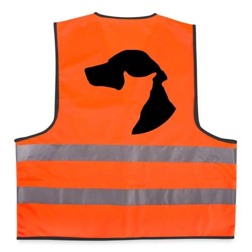 Save Bob -safety hi vis west - Reflective Vest