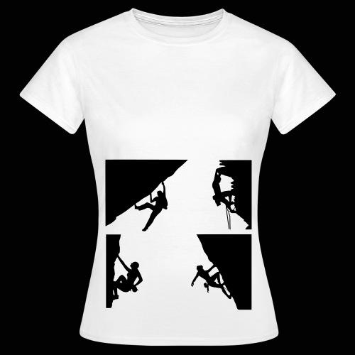 Climber Tee - Women's T-Shirt