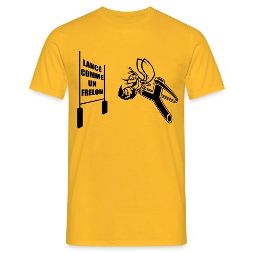Lancé comme un frelon - T-shirt Homme