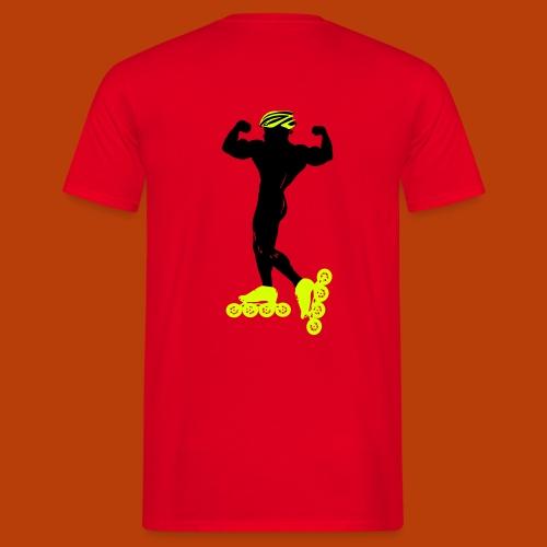 Muskel Skater - Männer T-Shirt