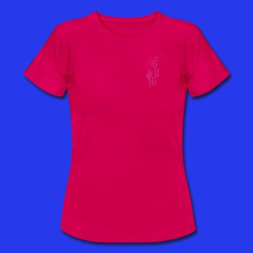 Damen - T-Shirt 100 % Baumwolle - DIGITAL DIREKTDRUCK - Frauen T-Shirt