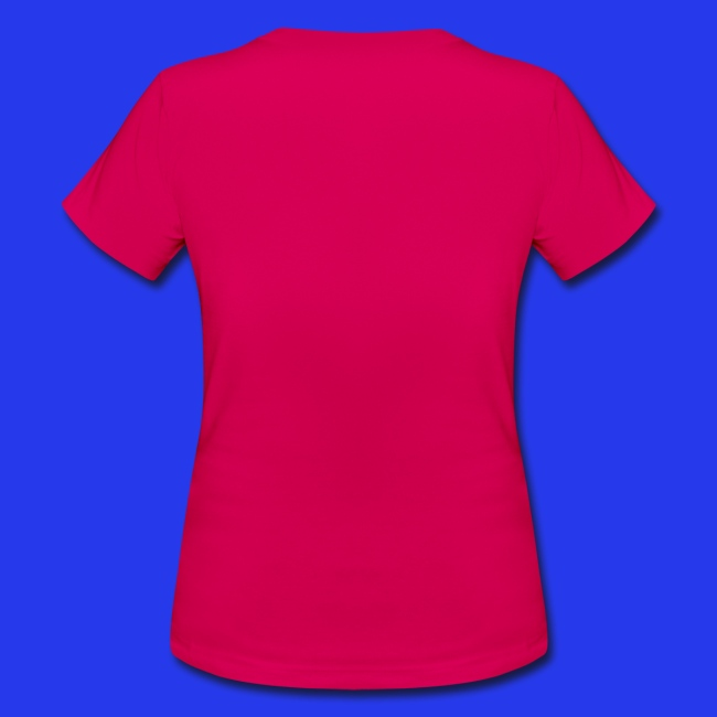 Damen - T-Shirt 100 % Baumwolle - DIGITAL DIREKTDRUCK
