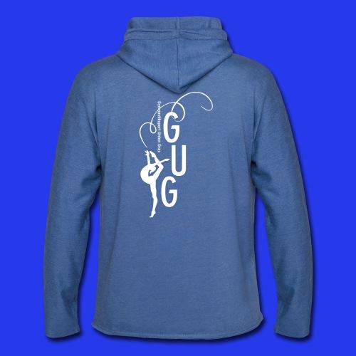 UNISEX (M/W) Leichtkapuzensweater - Leichtes Kapuzensweatshirt Unisex