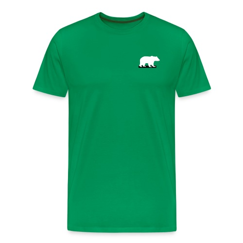 Iconic Green tshirt - Men's Premium T-Shirt