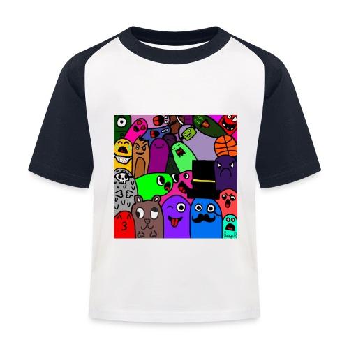 LuCy_Artzz Kids Baseball Shirt - Kids' Baseball T-Shirt