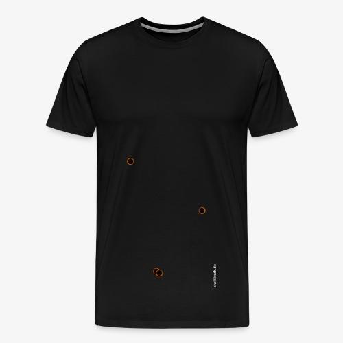 Flick Dich! • Tshirt. (m) - Männer Premium T-Shirt
