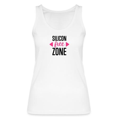 Silicon free Zone - Frauen Bio Tank Top von Stanley & Stella