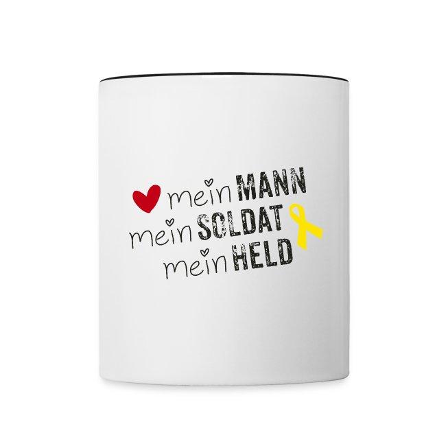 Mein Mann, mein Soldat, mein Held