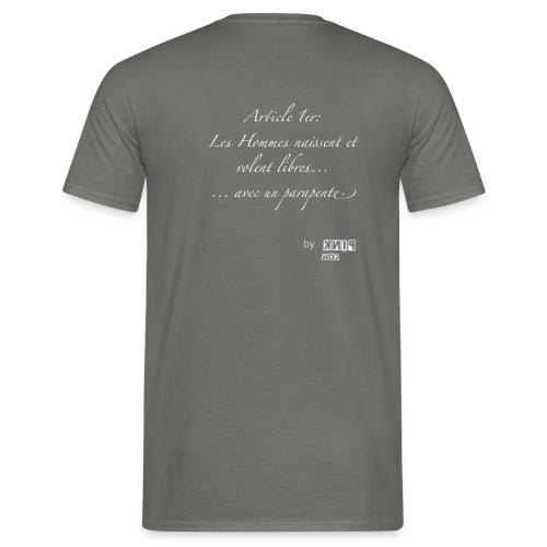 libres - T-shirt Homme