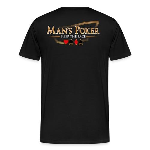 T-Shirt premium noir - T-shirt Premium Homme