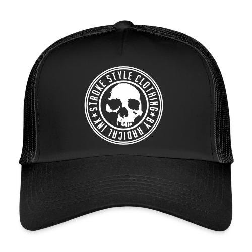 Trucker/black - Trucker Cap