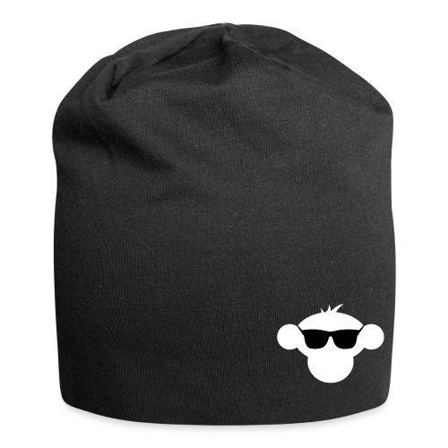 Munkimotion Jersey Beanie : black - Jersey Beanie