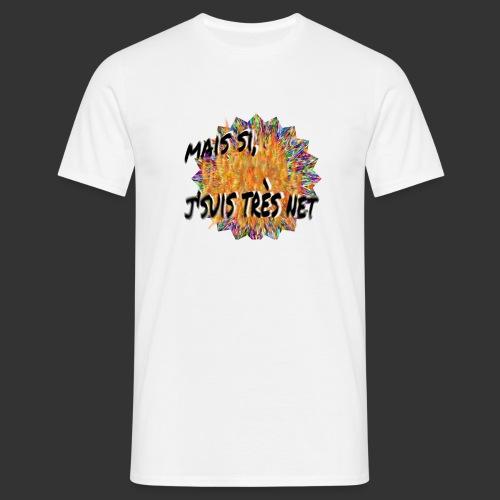 Très net - T-shirt Homme