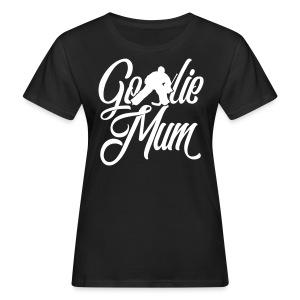 Hockey Goalie Mum Organic T-Shirt - Women's Organic T-shirt