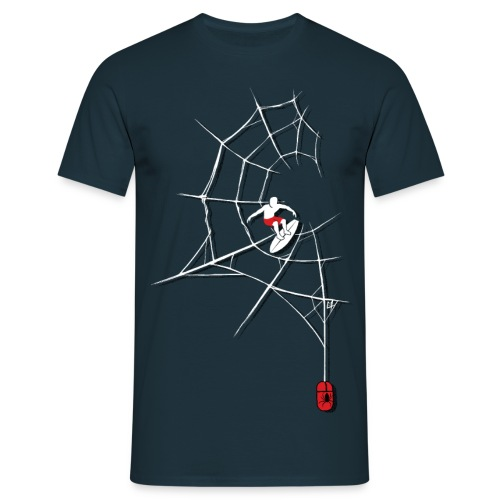 Surf the Web - Men's T-Shirt