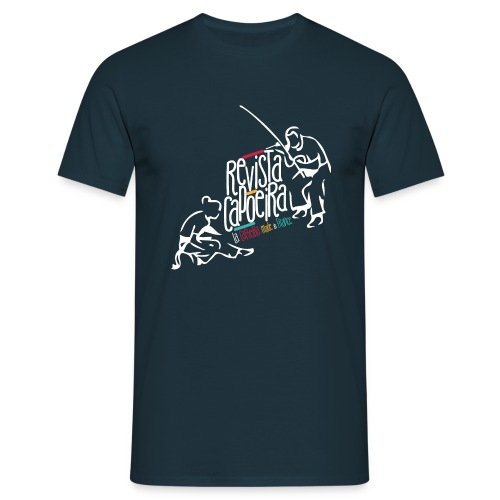 Revista Capoeira  - T-shirt Homme