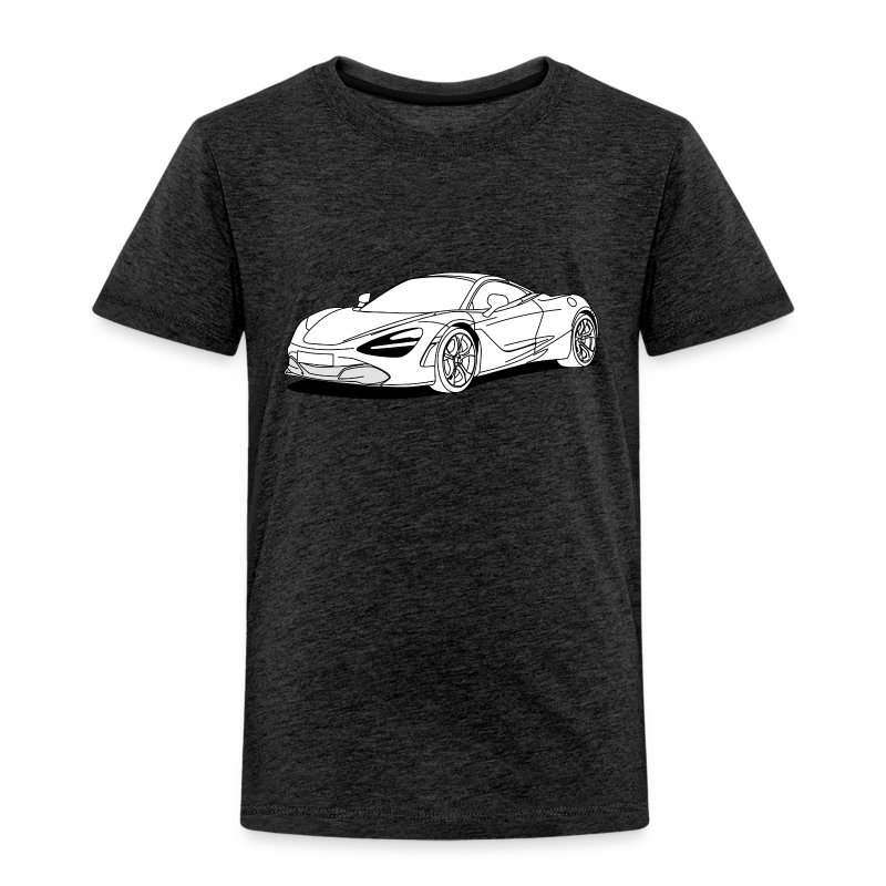 720s Coupe White - Kids' Premium T-Shirt